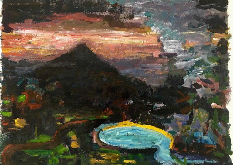 Allegorical Landscape 2