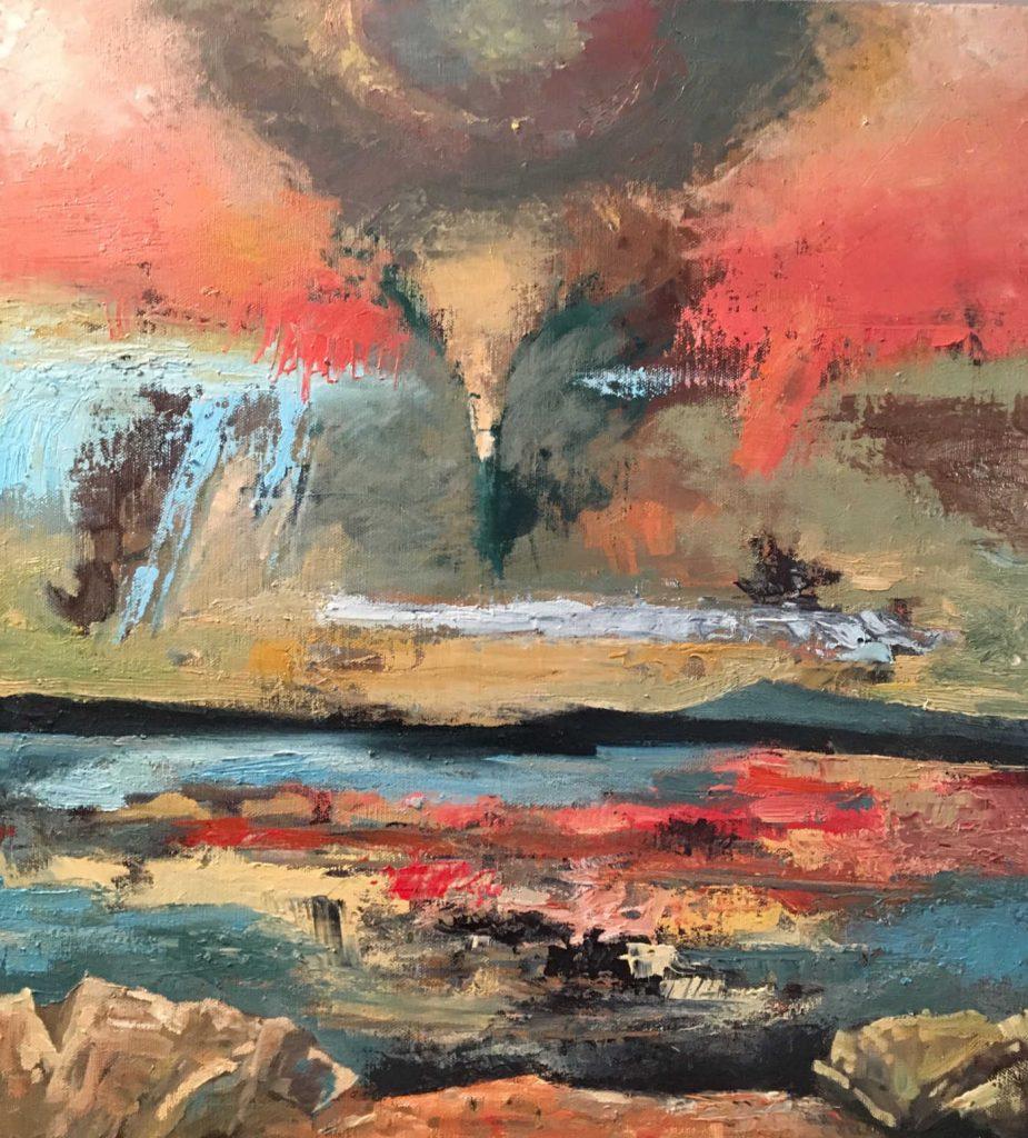Allegorical Landscape 8